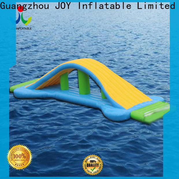 JOY inflatable trampoline water park personalized for kids