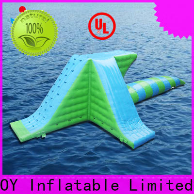 trampoline inflatable water playground for sale for children