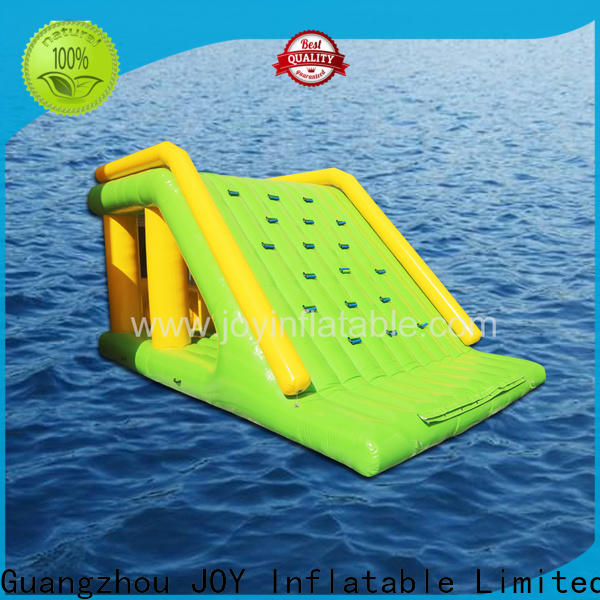 JOY inflatable inflatable floating water park wholesale for outdoor