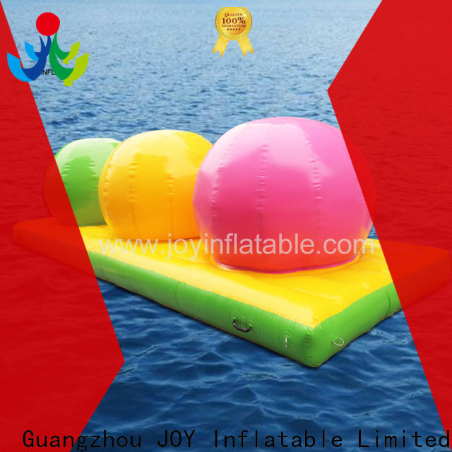 JOY inflatable fashion blow up trampoline factory price for outdoor