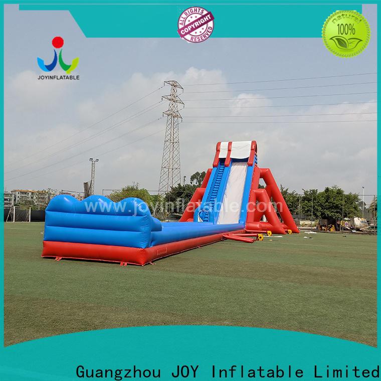 JOY inflatable durable inflatable slip n slide for sale for kids