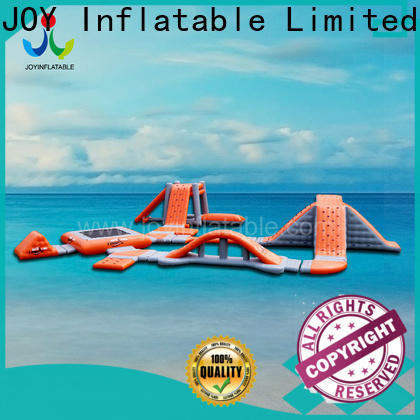 JOY inflatable inflatable lake trampoline for sale for kids