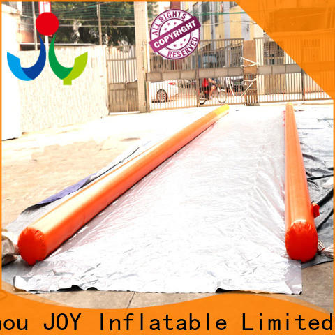 JOY inflatable quality best inflatable water slides customized for children