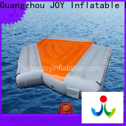 JOY inflatable toys inflatable lake trampoline factory price for children