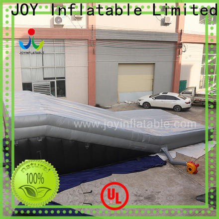 JOY inflatable outdoor jump airbag for sale from China for kids