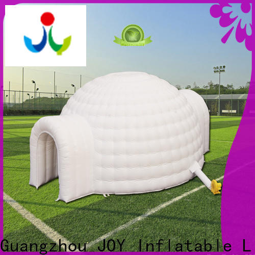 JOY inflatable building blow up event shelter from China for child