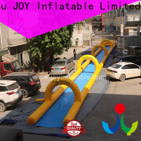 JOY inflatable hot selling best inflatable water slides suppliers for child
