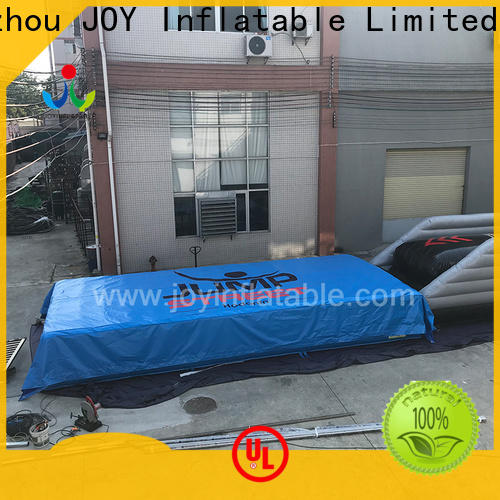 JOY inflatable freestyle airbag manufacturer for kids