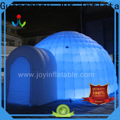 JOY inflatable weight clear inflatable tent for sale from China for kids
