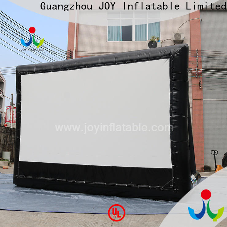 JOY inflatable mats inflatable movie screen for sale for children