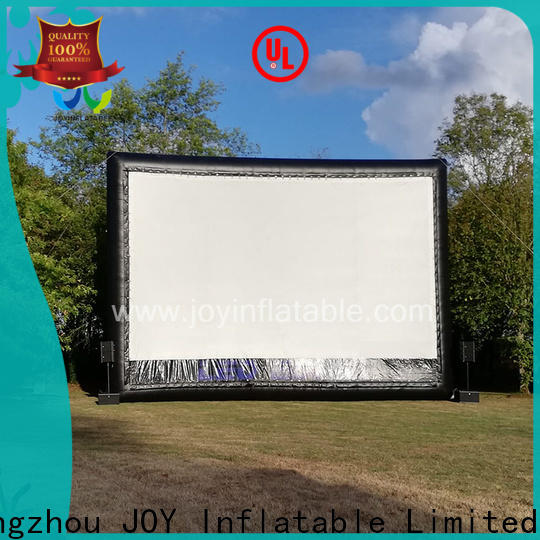 JOY inflatable inflatable screen wholesale for kids