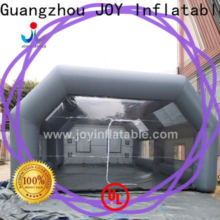 JOY inflatable paint inflatable spray booth tent from China for outdoor