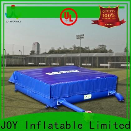 JOY inflatable challenge inflatable stunt mat manufacturer for outdoor