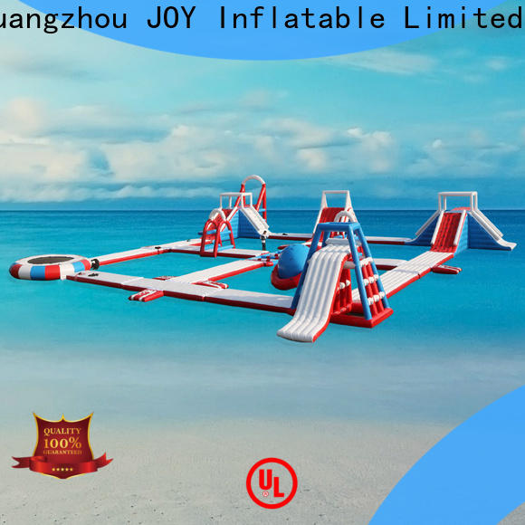 professional floating water park factory for outdoor