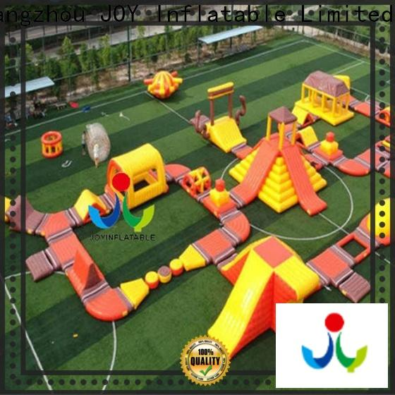 blow floating playground with good price for children