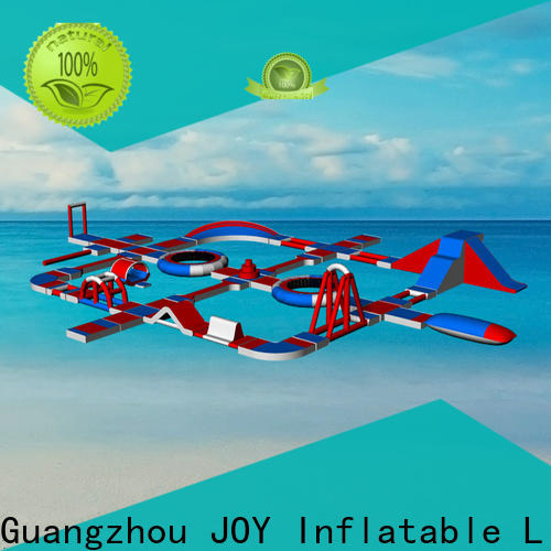 JOY inflatable roller floating water park factory for child