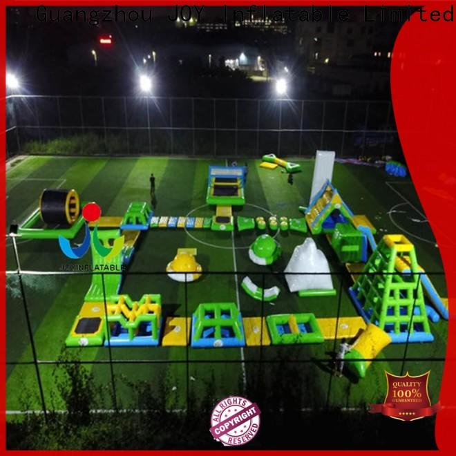 JOY inflatable equipment inflatable floating water park design for child