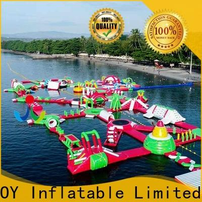 JOY inflatable inflatable trampoline factory for kids