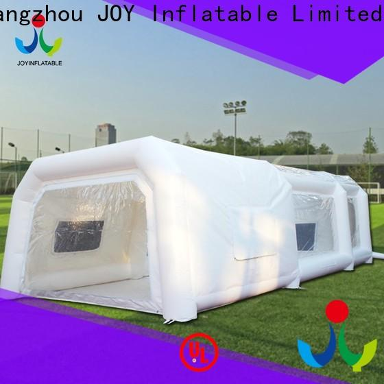 JOY inflatable inflatable spray paint booth factory for child