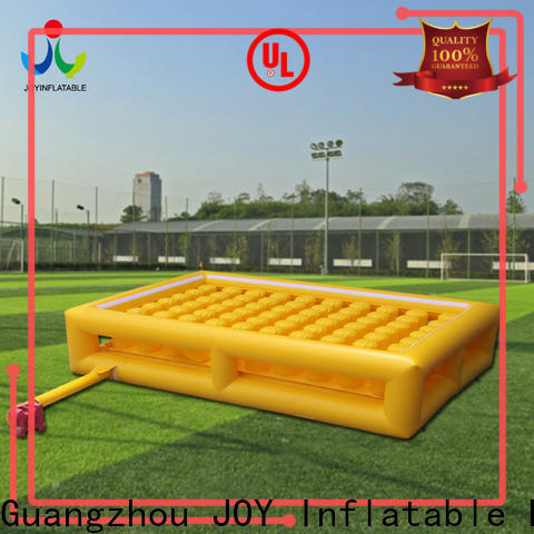 JOY inflatable safety airbags for sale manufacturer for kids