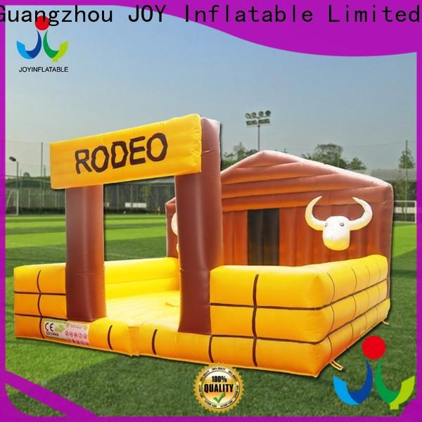 JOY inflatable electric inflatable football manufacturer for outdoor
