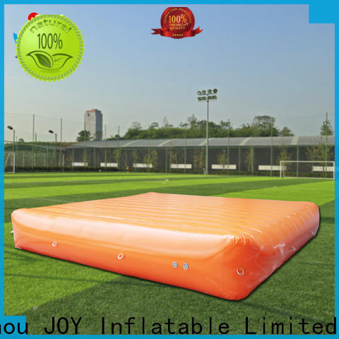 JOY inflatable bmx stunt mat for sale for children