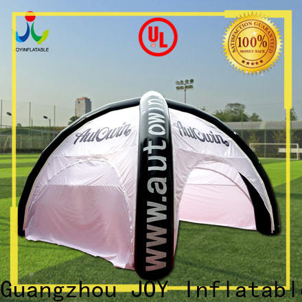 JOY inflatable spider blow up tent design for outdoor