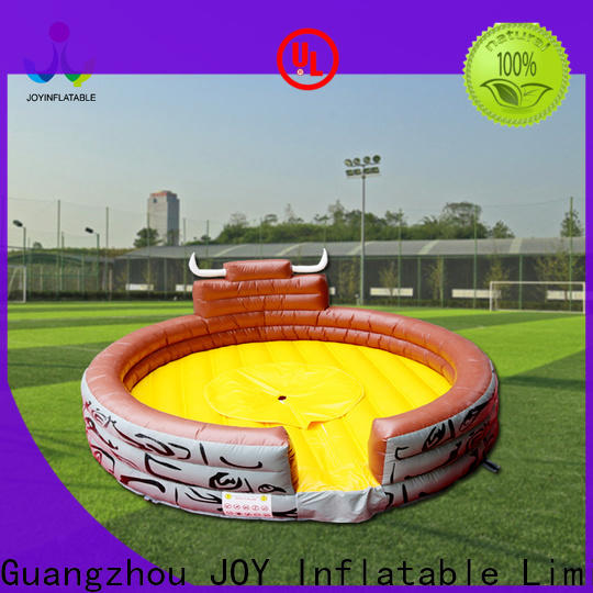 JOY inflatable mechanical bull riding for sale for outdoor