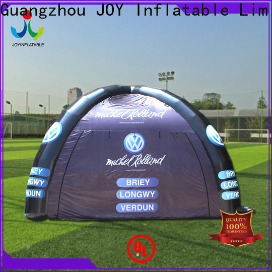 JOY inflatable inflatable canopy tent with good price for kids