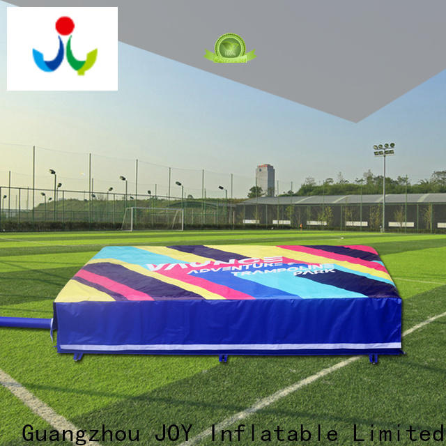 JOY inflatable stunt jump inflatable company for kids