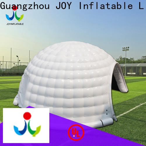 waterproof blow up dome tent from China for outdoor