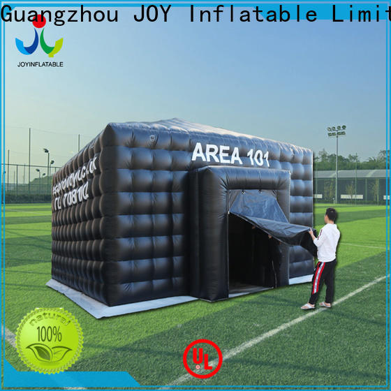 JOY inflatable games Inflatable cube tent supplier for kids