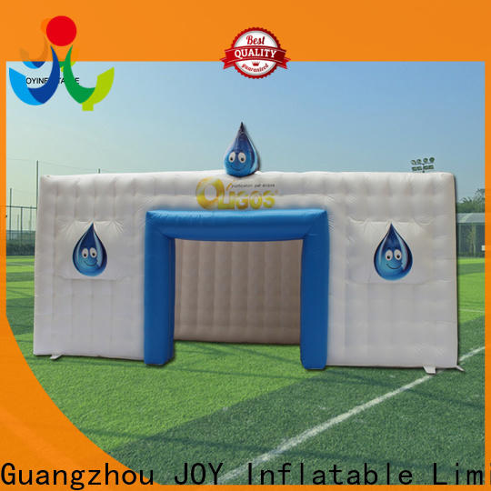 custom inflatable cube marquee personalized for children