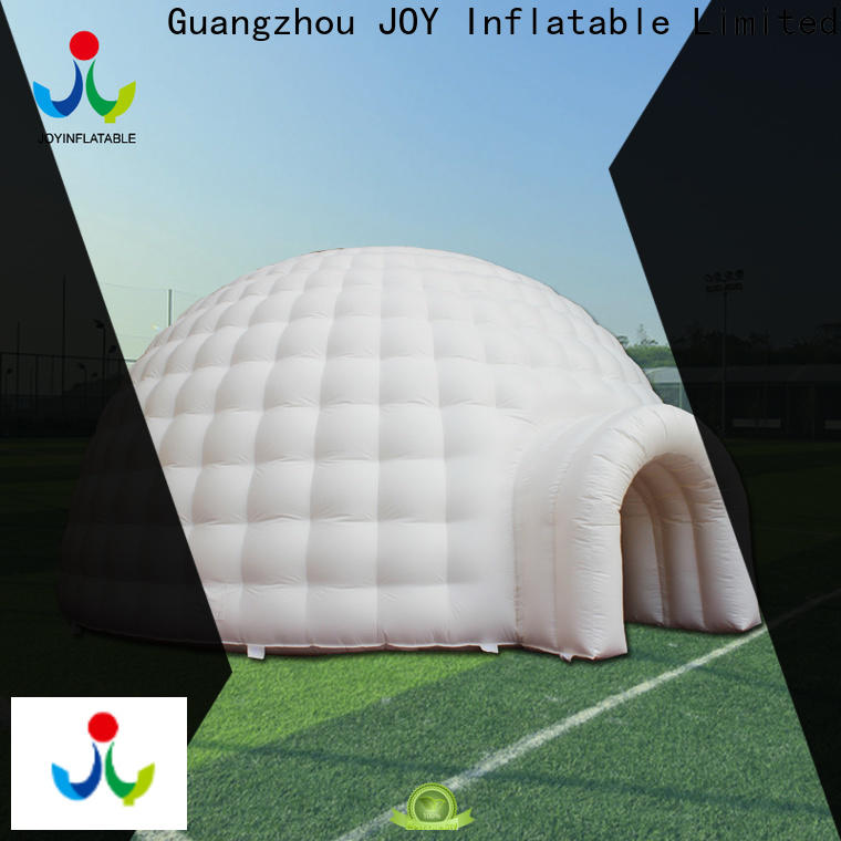 JOY inflatable oxford inflatable clear dome tent customized for child