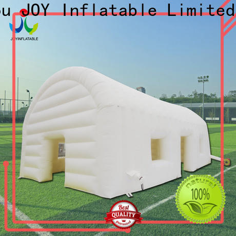 floating Inflatable cube tent supplier for child