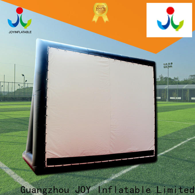 JOY inflatable airbag  inflatable screen supplier for child