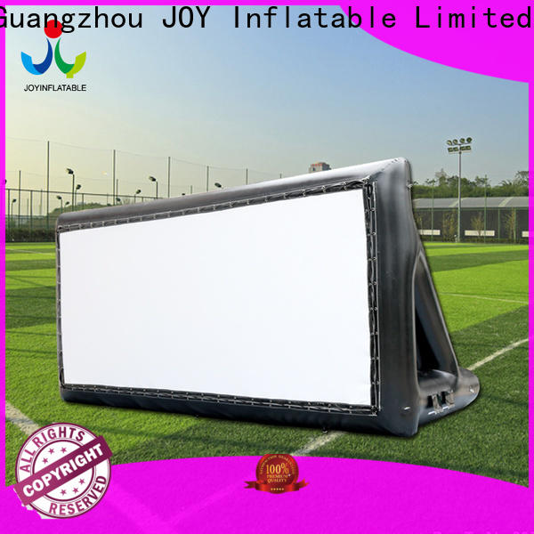 JOY inflatable inflatable movie screen vendor for outdoor