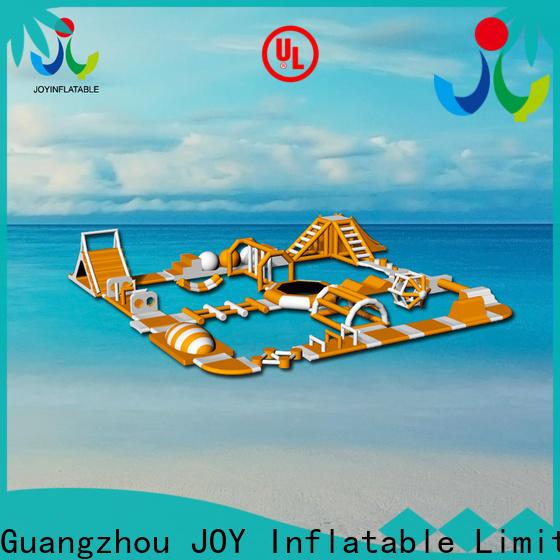 JOY inflatable inflatable floating trampoline design for child