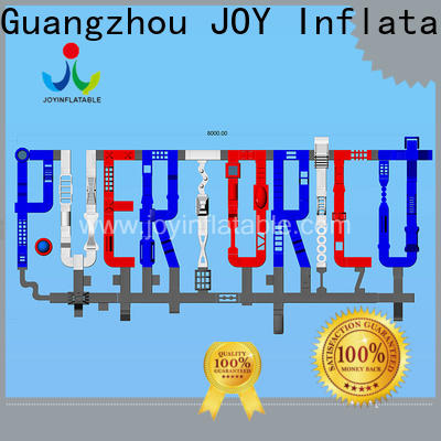 JOY inflatable inflatable water park for sale for kids