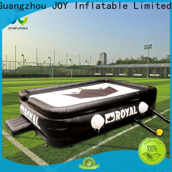JOY inflatable custom big air bag bmx directly sale for children