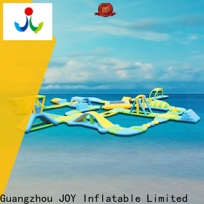 JOY inflatable inflatable aqua park for sale for outdoor