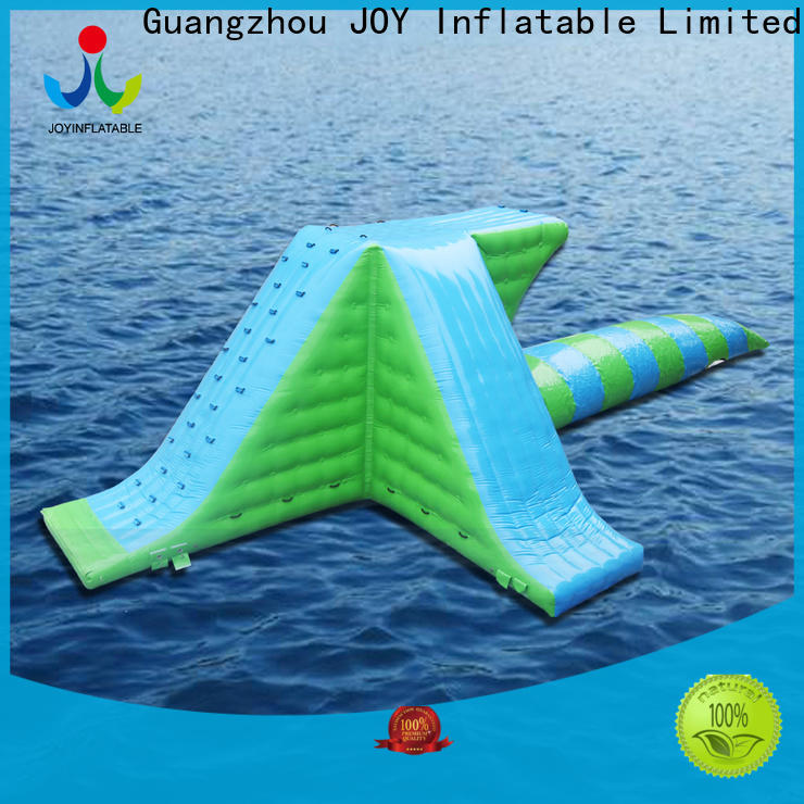 JOY inflatable inflatable water playground personalized for outdoor