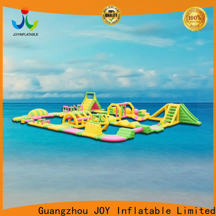 JOY inflatable sports blow up water park for sale for kids