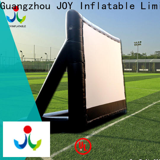 JOY inflatable king inflatable screen from China for outdoor