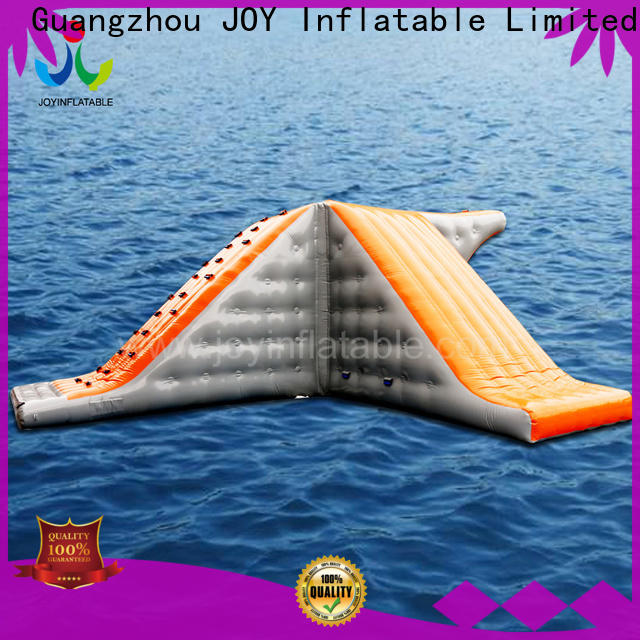 JOY inflatable climbing floating water park for sale for children