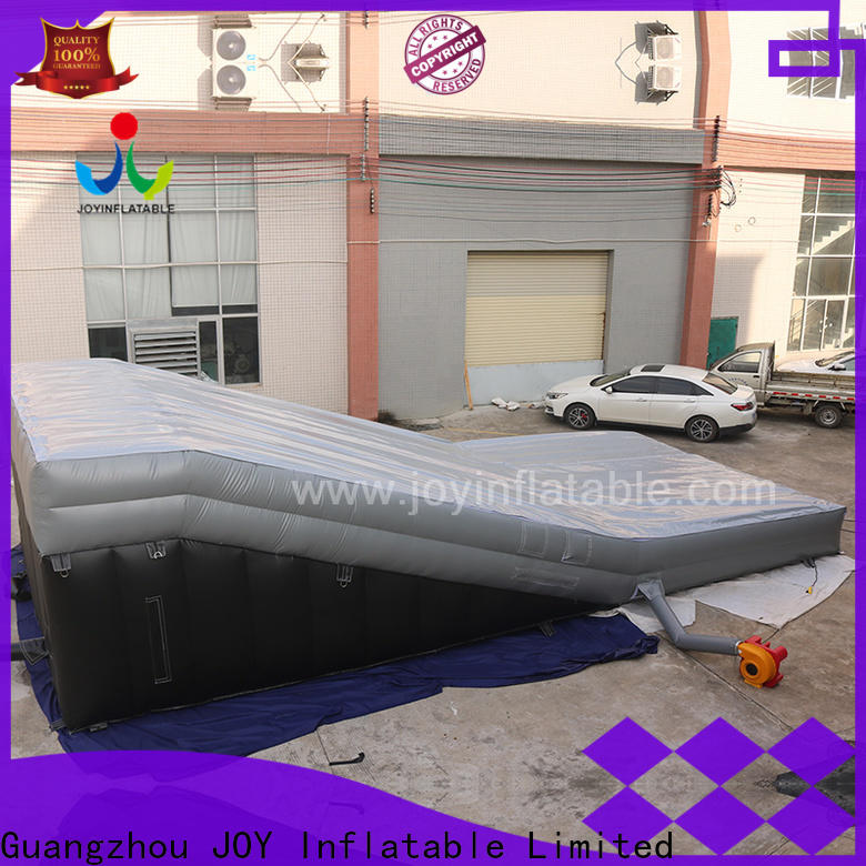 JOY inflatable trampoline park airbag from China for kids