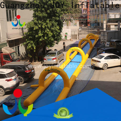 JOY inflatable best blow up slip n slide manufacturer for kids