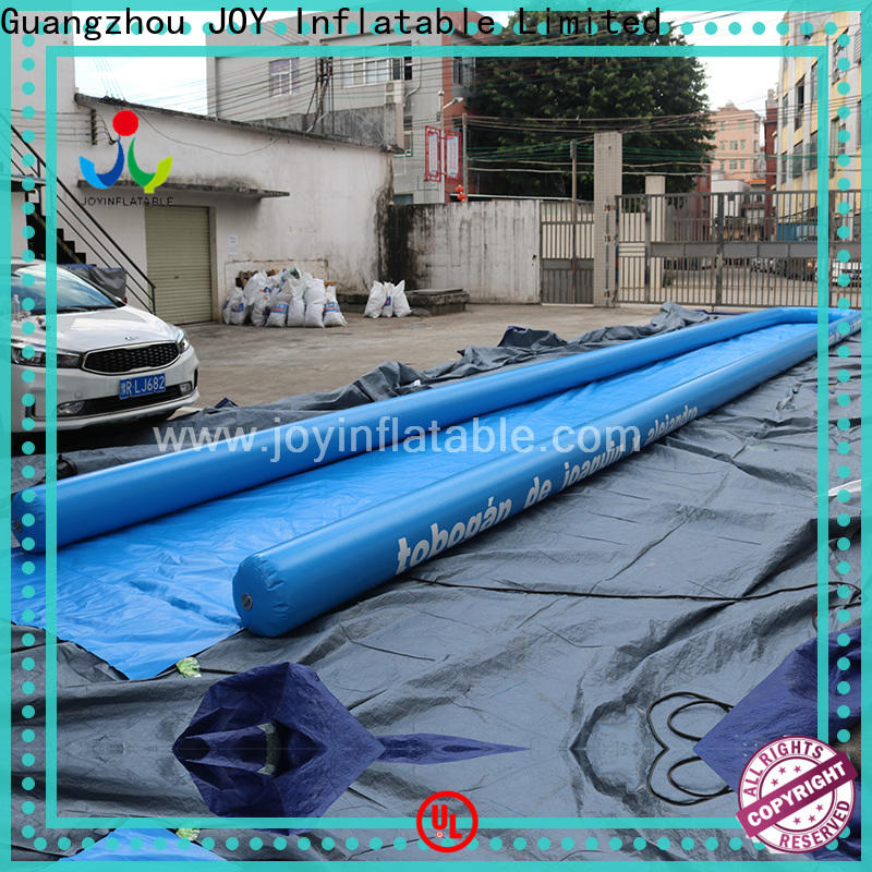 JOY inflatable quality inflatable slip n slide suppliers for kids
