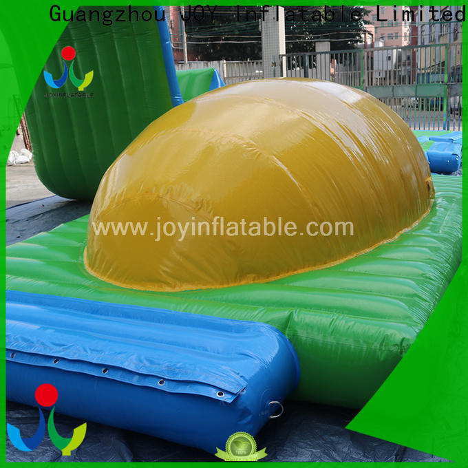 JOY inflatable bouncer inflatable lake trampoline wholesale for child