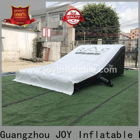 JOY inflatable fmx airbag price company for outdoor